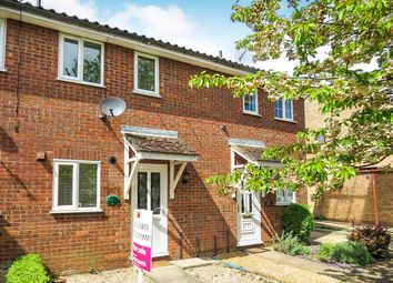 Thumbnail 2 bedroom terraced house for sale in Norman Close, Fakenham