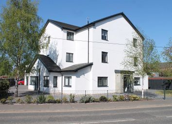 Thumbnail 3 bed flat for sale in Church Mews, Uddingston, Glasgow