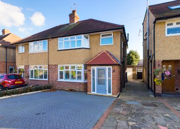 Thumbnail 3 bed semi-detached house for sale in Melthorne Drive, Ruislip
