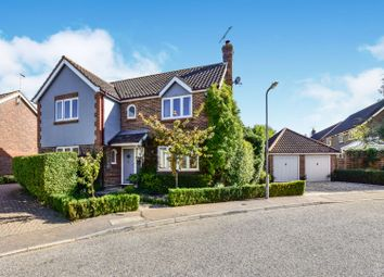 Thumbnail 4 bed detached house for sale in Marshalls Piece, Dunmow