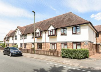 Thumbnail 1 bed flat for sale in Abbey Court, Abbey Road, Chertsey