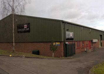 Thumbnail Light industrial to let in Unit 1, Flockton Park, Sheffield