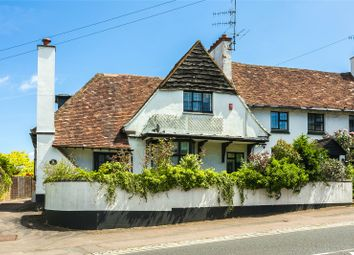Thumbnail 3 bed semi-detached house for sale in Sparrows Herne, Bushey, Hertfordshire