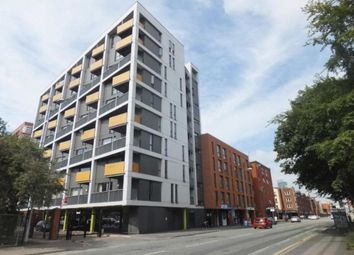 Thumbnail 2 bed flat to rent in Higher Cambridge Street, Manchester