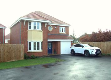 Thumbnail 4 bed detached house for sale in Dalby Green Close, Waingroves, Ripley