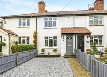 Thumbnail 3 bed terraced house for sale in Bookham, Leatherhead, Surrey