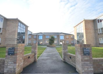 Thumbnail 2 bed flat to rent in Queens Court, Chichester Close, Gillingham