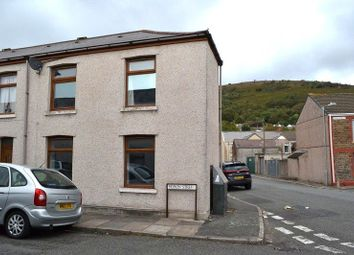 Thumbnail 2 bed end terrace house for sale in Hopkin Street, Aberavon, Port Talbot, Neath Port Talbot.