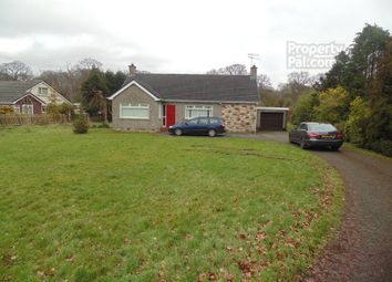Thumbnail 3 bedroom detached bungalow to rent in Derrycaw Road, Dungannon