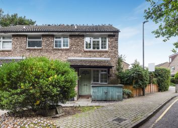 Thumbnail 1 bed end terrace house for sale in College Gardens, London