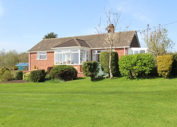 Marsh Green, Exeter EX5. 3 bed bungalow for sale
