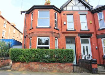 Thumbnail 4 bed semi-detached house for sale in Cardwell Road, Garston, Liverpool
