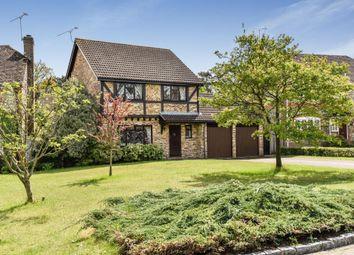 Thumbnail 4 bedroom detached house for sale in Bagshot, Surrey