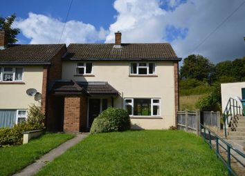 Thumbnail 3 bed semi-detached house to rent in Halton Wood Road, Wendover, Aylesbury