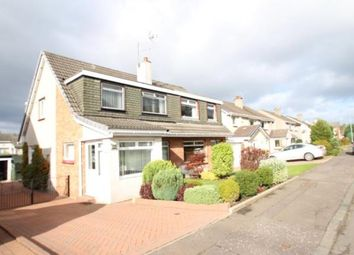 Thumbnail 3 bed semi-detached house for sale in Galloway Road, Airdrie, North Lanarkshire