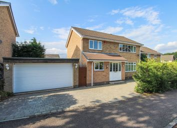 Thumbnail 4 bed detached house for sale in Laxfield Close, Walton, Chesterfield