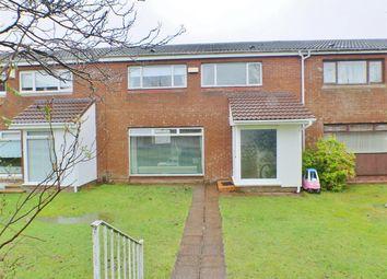 Thumbnail 3 bed terraced house for sale in Glen Falloch, St. Leonards, East Kilbride