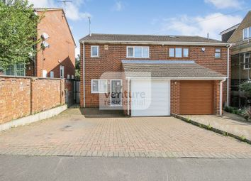 Thumbnail 3 bedroom semi-detached house for sale in The Stepping Stones, Mount Pleasant Road, Leagrave, Luton