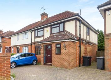 Thumbnail 3 bedroom semi-detached house for sale in Stockton Road, Reading