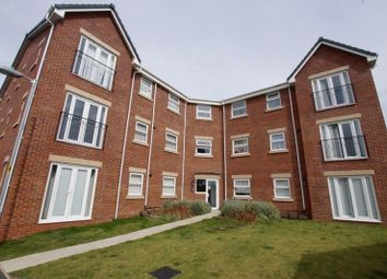 Thumbnail 2 bedroom flat for sale in Hirwaun, Wrexham