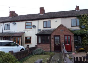 Thumbnail 2 bed terraced house to rent in Railway Lane, Chase Terrace, Burntwood