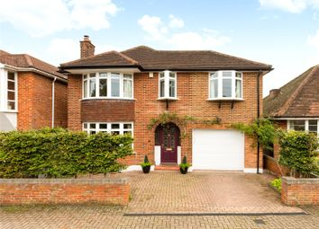 Thumbnail 4 bed detached house for sale in Vansittart Road, Windsor, Berkshire