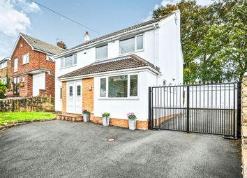 Thumbnail 4 bedroom detached house for sale in Carr Bridge Drive, Cookridge, Leeds