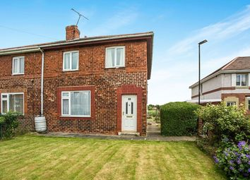 Thumbnail 3 bed semi-detached house for sale in Sunnymede Crescent, Askern, Doncaster