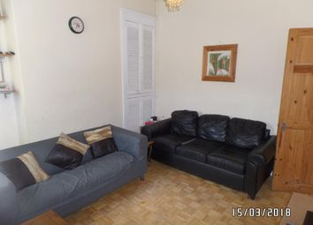 Thumbnail 4 bed terraced house to rent in Diana Street, Roath Cardiff