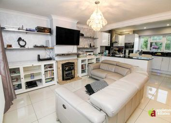 Thumbnail 3 bed semi-detached house for sale in Wolsey Crescent, New Addington, Croydon