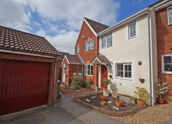 Thumbnail 2 bed terraced house for sale in Cleobury Close, Redditch