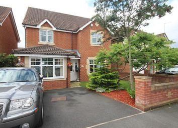 Thumbnail 4 bed detached house for sale in Spinners Drive, St. Helens