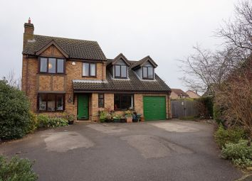 Thumbnail 4 bed detached house for sale in The Spinneys, Welton