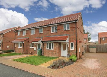 Thumbnail 3 bed end terrace house for sale in Oak Place, Stoke Mandeville, Aylesbury