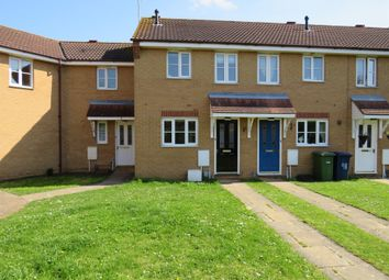 Thumbnail 2 bed terraced house for sale in Burdett Grove, Whittlesey, Peterborough