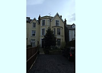Thumbnail 3 bed flat for sale in Park Crescent, Llanfairfechan