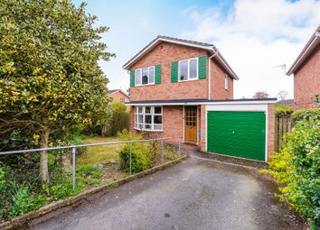 Thumbnail 3 bed detached house for sale in Nimrod Drive, Hereford
