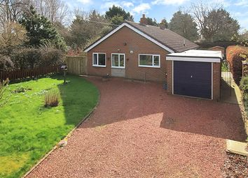 Thumbnail 3 bed detached bungalow for sale in Craddock Row, Sandhutton, Thirsk