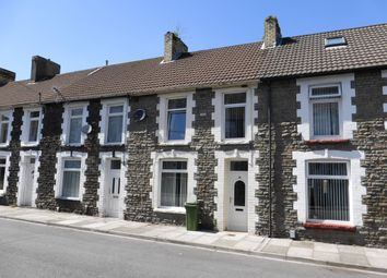 Thumbnail 3 bed terraced house for sale in Phillip Street, Graig, Pontypridd