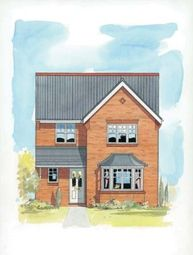 "Thumbnail 4 bed detached house for sale in ""The Melrose"" at Fir Tree Lane, Hetton-Le-Hole, Houghton Le Spring"