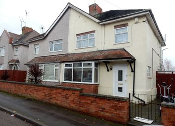 Thumbnail 3 bedroom semi-detached house for sale in Anston Avenue, Worksop