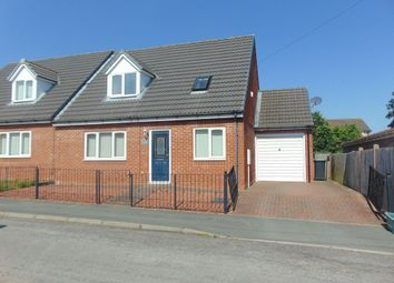 Thumbnail 4 bedroom bungalow for sale in Swale Court, Langley Moor, Durham