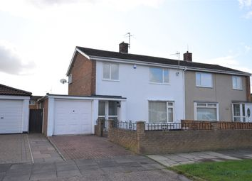 Thumbnail 3 bed semi-detached house to rent in Westmorland Way, Newton Aycliffe