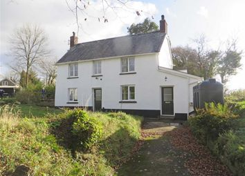 Thumbnail 4 bed detached house to rent in Germansweek, Beaworthy