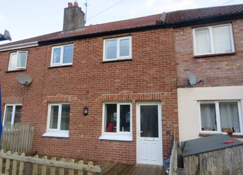Thumbnail 3 bed terraced house for sale in Broadlands Avenue, Newton Abbot