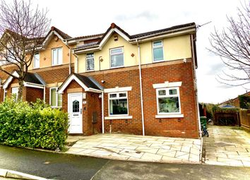 3 bed town house for sale in Leywell Drive, Oldham OL1
