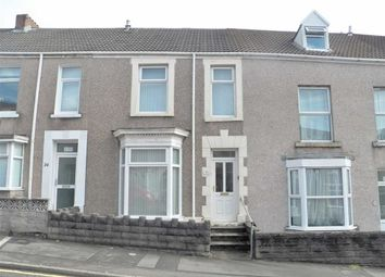 Thumbnail 3 bed terraced house for sale in Rhyddings Park Road, Brynmill, Swansea
