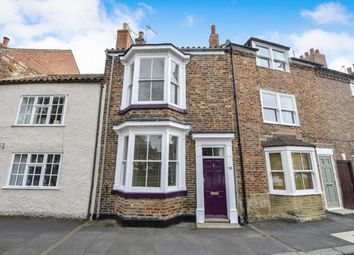 Thumbnail 2 bed terraced house for sale in West Green, Stokesley, Middlesbrough, North Yorkshire