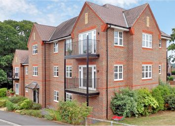 Thumbnail 2 bed flat for sale in Keaver Drive, Camberley