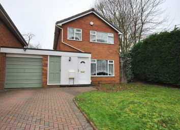 Thumbnail 3 bedroom link-detached house for sale in Linley Drive, Stirchley, Telford, Shropshire